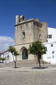 Faro Cathedral, Faro, Algarve, Portugal — Stock Photo