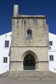 ファロ大聖堂、ファロ、algarve、ポルトガルへの入り口 — ストック写真