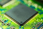 Chip closeup — Stock Photo