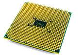 Isolated processor — Stock Photo