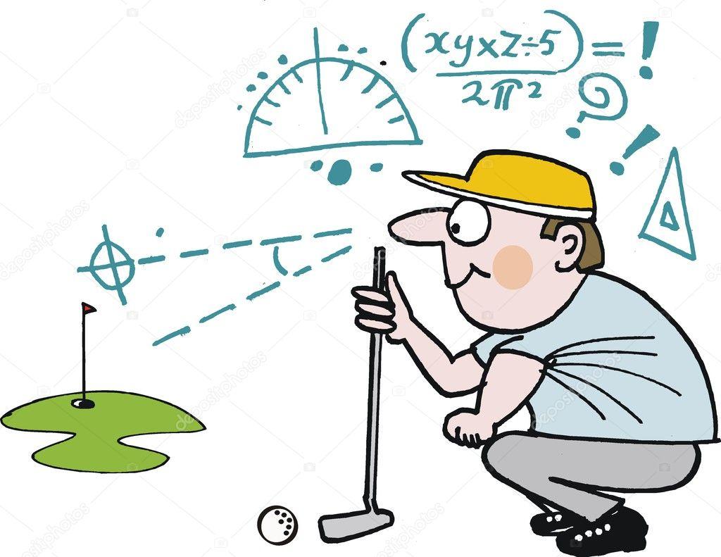 Résultat d'images pour golf photos humoristiques
