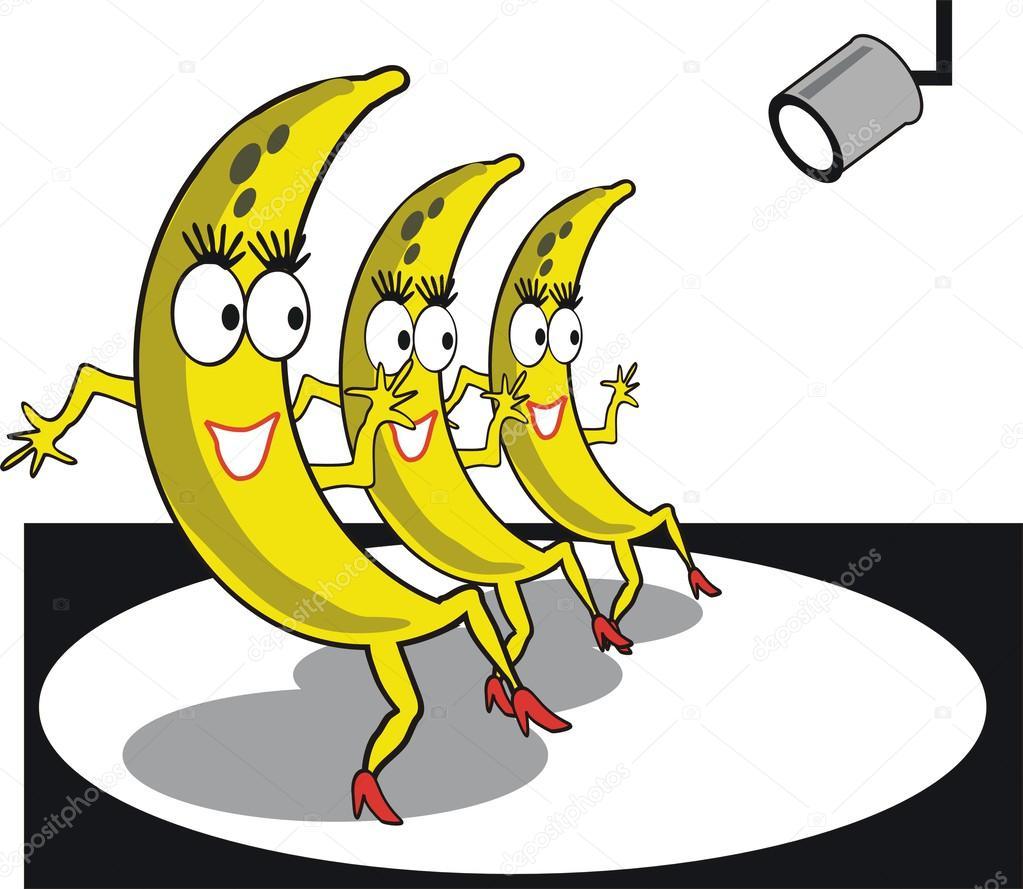 卡通香蕉 卡通香蕉图片大全 卡通香蕉简笔画