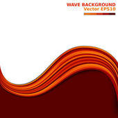 Wave background divide — Stock Vector