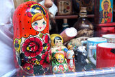Matreshka — Stock Photo