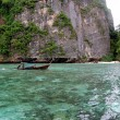 Maya Bay, Phi Phi island, Thailand — Stock Photo