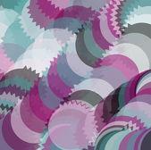 彩色的矢量背景 — 图库矢量图片