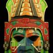 Mayan Mask — Stock Photo