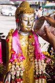 Buda üzerine serpin su — Stok fotoğraf