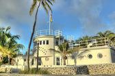 Miami Beach Police Headquarters — Stock Photo