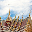 Art of Siam roof. — Stock Photo