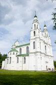 Kościół miasto Połock, Białoruś kościół miasto Połock, Białoruś — Zdjęcie stockowe
