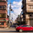 Stock Photo: Kyoto street