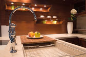 Warm Kitchen — Stock Photo