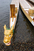 Dragon Canoe — Stock Photo