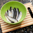 Fresh catch of fish — Stock Photo