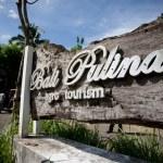 """Bali Pulina Agro Tourism"" sign — Stock Photo"