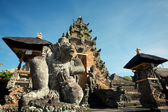 Traditional ,Temple, Bali, Indonesia — Stock fotografie