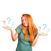 What to choose? — Stock Photo
