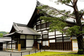KYOTO - MAY 29 : buildings of Kinkakuji Temple on may 29, 2008, — Stock Photo