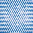 Chevron damaged seamless pattern — Stock Photo