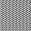 Chevron seamless black pattern — Stock Vector