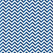 Chevron pattern blu — Stock Vector