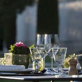 Gastronomy-Restaurant - Luxury — Stockfoto
