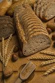 Bread Stills: Variety — Stock Photo