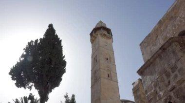 Città vecchia di gerusalemme — Video Stock