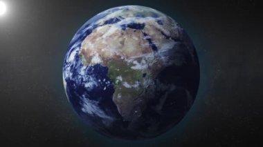 地球 — ストックビデオ