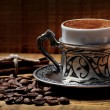 Turkihs Coffee — Stock Photo