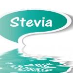 Stevia — Stock Photo