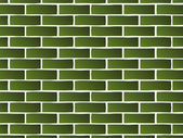 Seamless brick wall texture background — Foto Stock