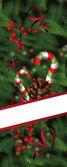 Decoração de natal — Fotografia Stock