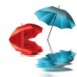 Umbrellas — Stock Photo #39768117