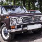 Lada 2106, 2101 (VAZ) — Stock Photo #27753023