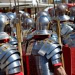 Постер, плакат: Roman Soldiers