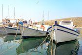 Bateaux de pêche — Photo