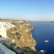Thira in Santorini — Stock Photo