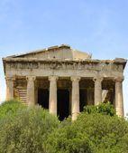 Temple of Hyphaestus — Stock Photo