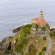 Stock Photo: Lighthouse of Cudillero