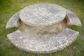 石のピクニック — ストック写真