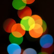 Bokeh lights — Stock Photo