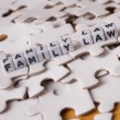Stock Photo: Family Law