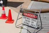 Confined Space — Stock Photo