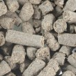 Stock Photo: Chicken Manure Pellets