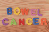 Bowel Cancer — Stock Photo
