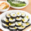 Korean Sushi — Stock Photo