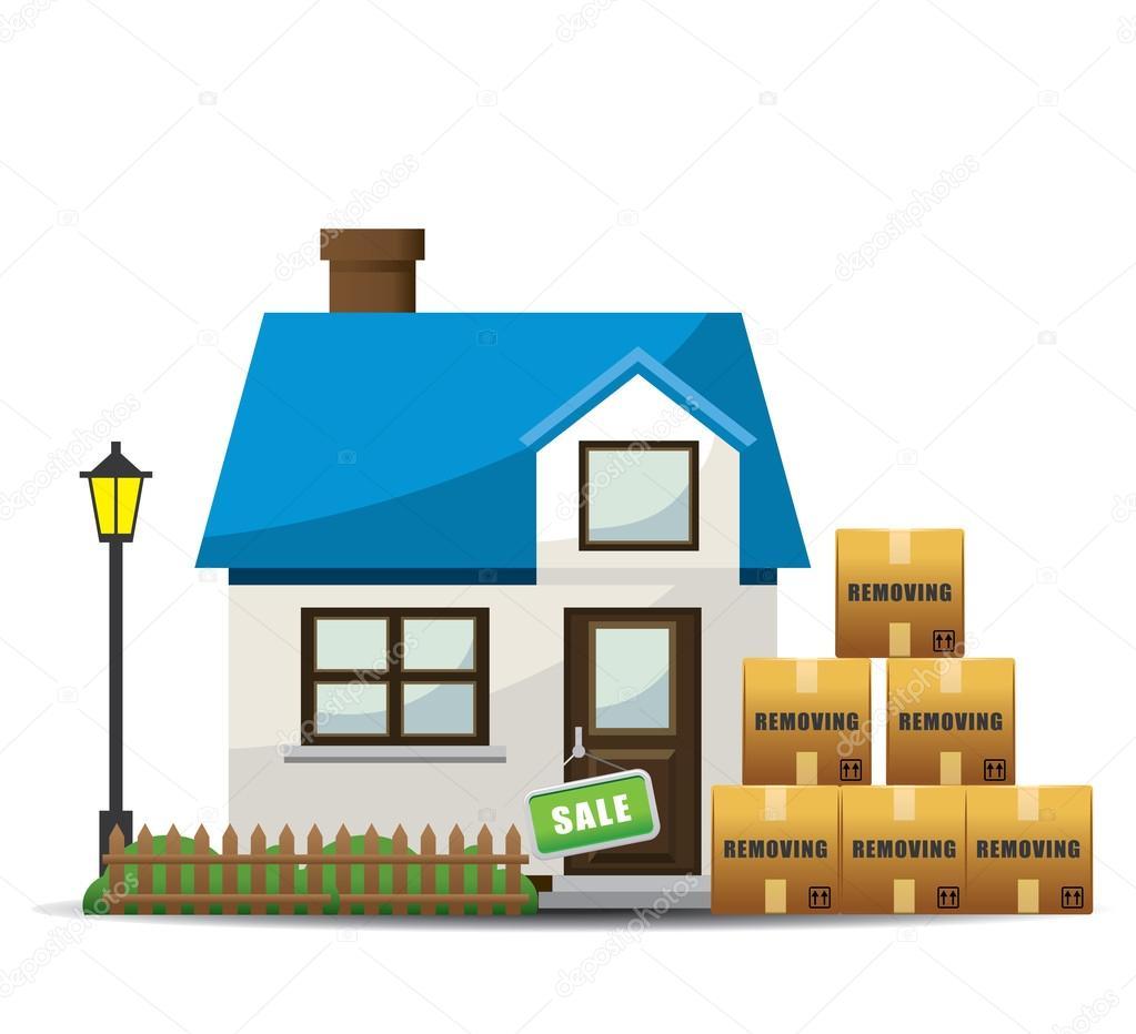 房地产矢量图标