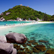 Stock Photo: Koh Tao - paradise island in Thailand.